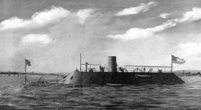 CSS_Virginia_Ram_Ironclad_Confederate_Navy_Merrimack