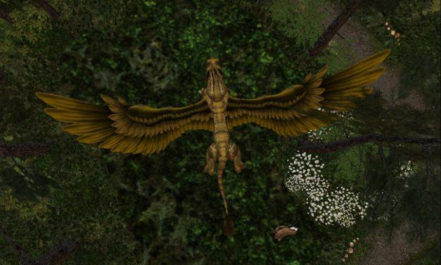 Hunting Gryphon
