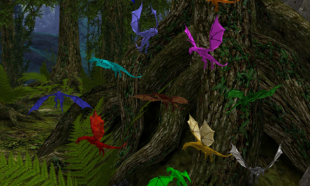 Mardi Gras In Flight