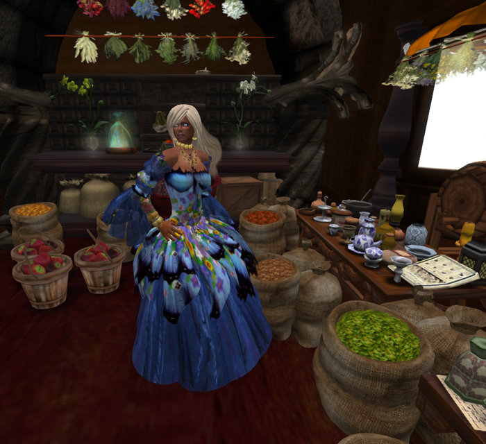 The Enchanted Apothecary
