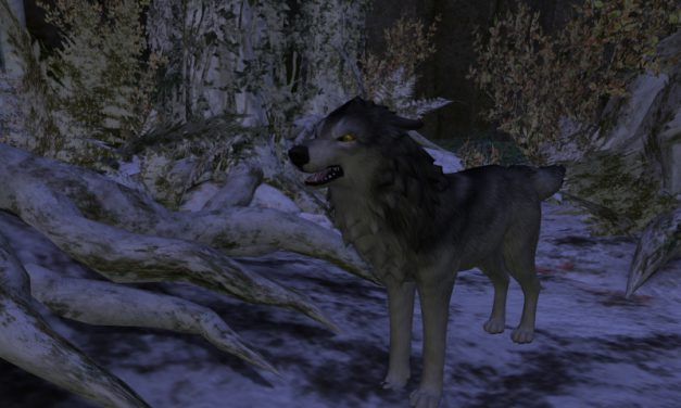 The Hungry Wolf and the Maiden: A Modern Fable